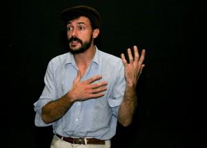 O diretor e videomaker francês Vincent Moon