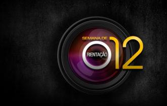 Semana de Orientação 2012: 6 a 10 de fevereiro