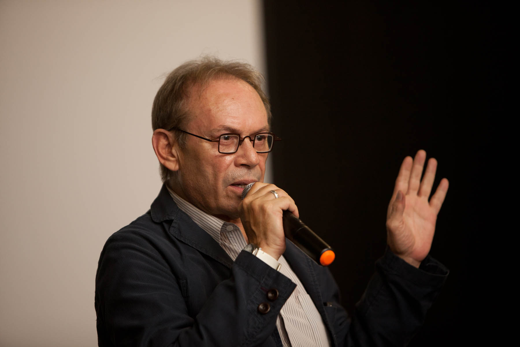 José Wilker fala sobre Leis de Incentivo