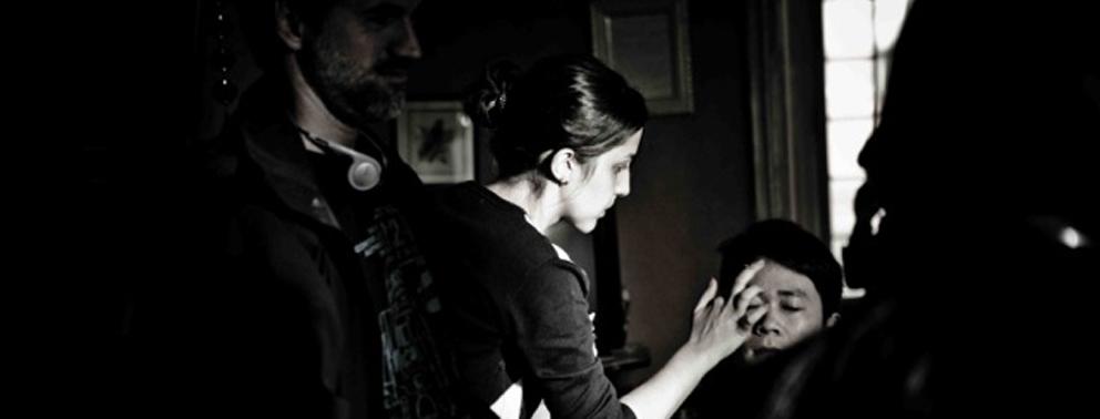 Aluna de maquiagem é assistente em serie da HBO
