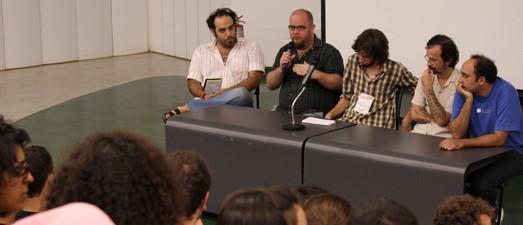 Professores da AIC participam da 6ª Semana Universitária de Audiovisual