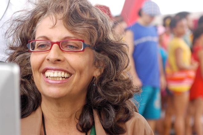 Confira como foi o Tela em Movimento com Lúcia Murat