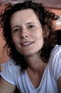 Diretora de arte e professora da AIC, Monica Palazzo.