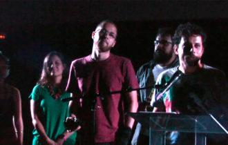Videorreportagem da noite de premiação e o curta Terminal Santo Ângelo na íntegra
