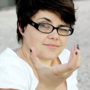 Alessandra Haro, Coordenadora de Produção e curadora da Mostra no Equador.