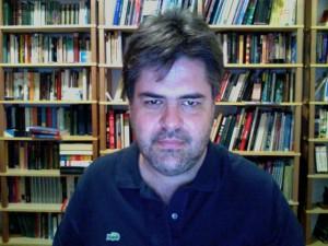 O professor Eduardo Mattos, selecionado para o laboratório Novas Histórias
