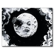 """Cena do curta """"A Viagem à Lua"""", de George Melies (1902)."""