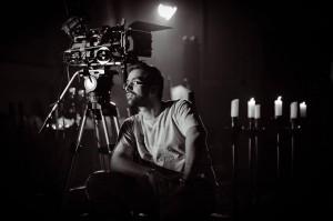 """Gui Tensol, diretor, roteirista e montador de """"Encantado"""""""