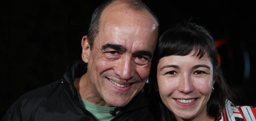 Silvia Cruz e Chiquinho falam sobre distribuição, sala de cinema e festivais