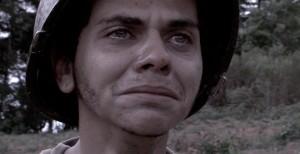 Cena do filme O Mensageiro, de Dácio Cardoso