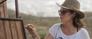 A coordenadora e diretora de arte Monica Palazzo. Foto: Gui Mohallem