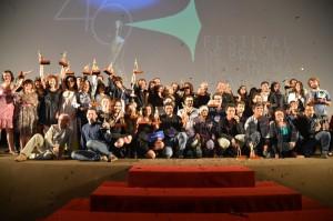 Cerimônia de premiação do 46º Festival de Brasília do Cinema Brasileiro - foto de Valter Campanato / ABr