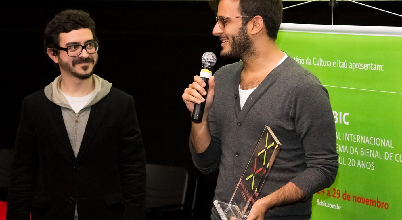 Três Prêmios no FICBIC
