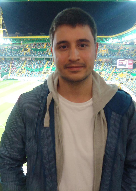 O ex-aluno Henrique M. Barbosa, vencedor do concurso NetlabTV