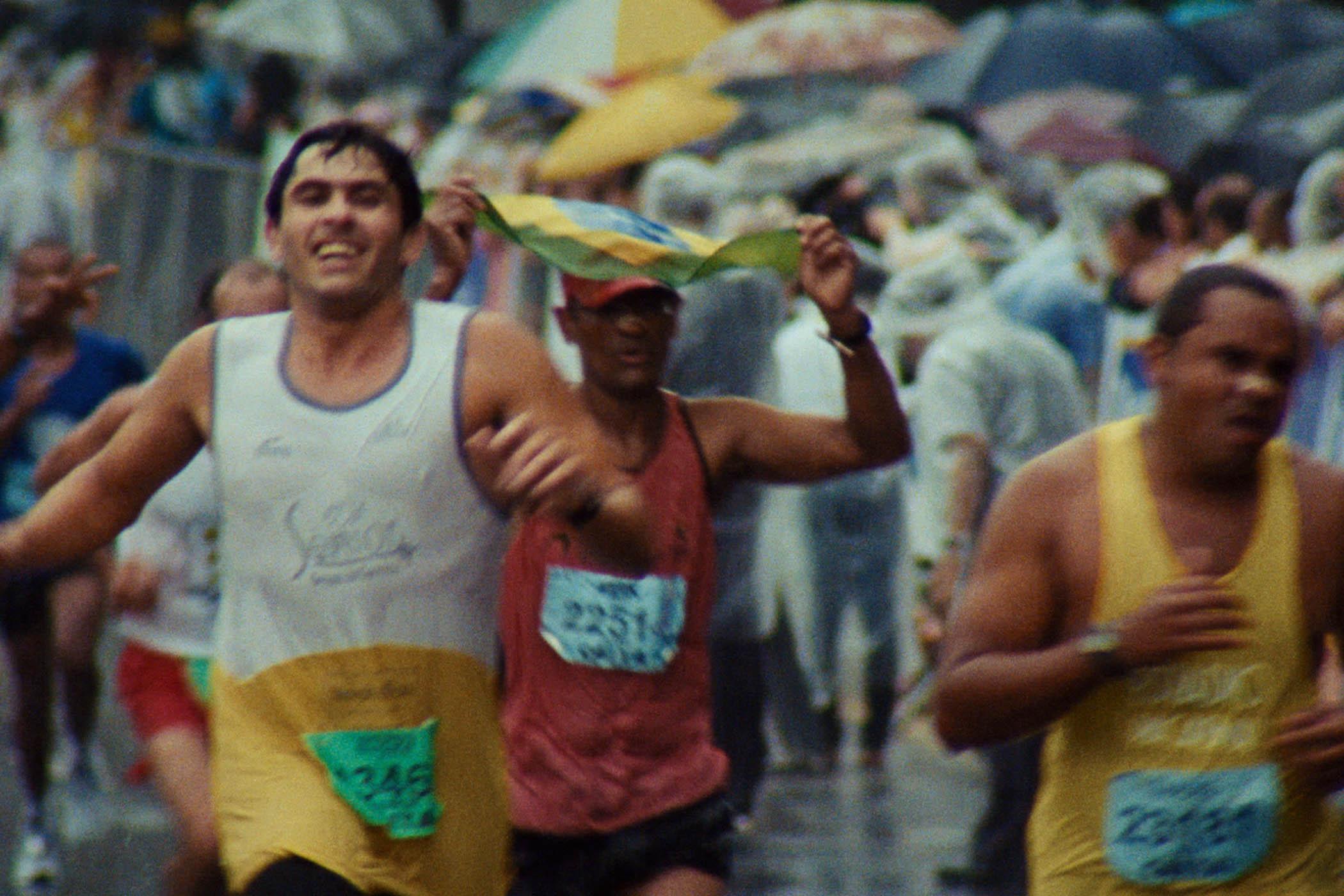 Frame de São SIlvestre, filme de Lina Chamie