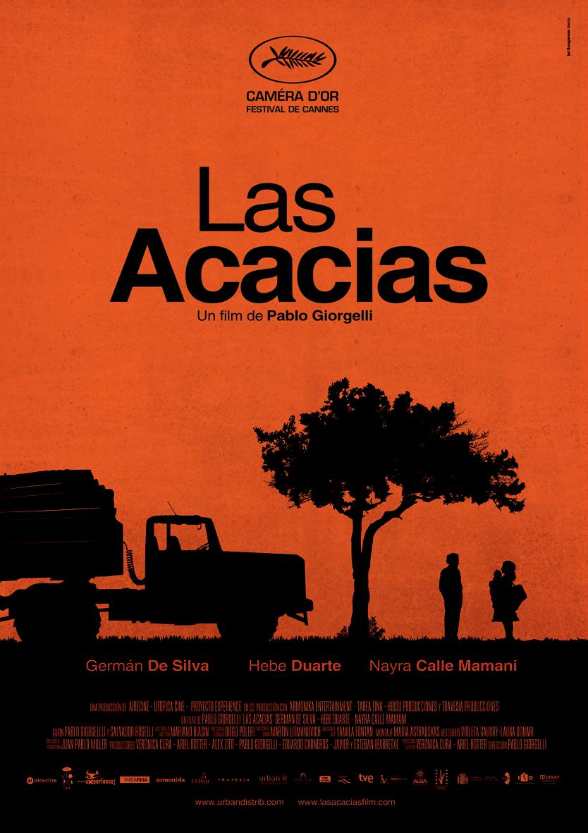 poster las acacias