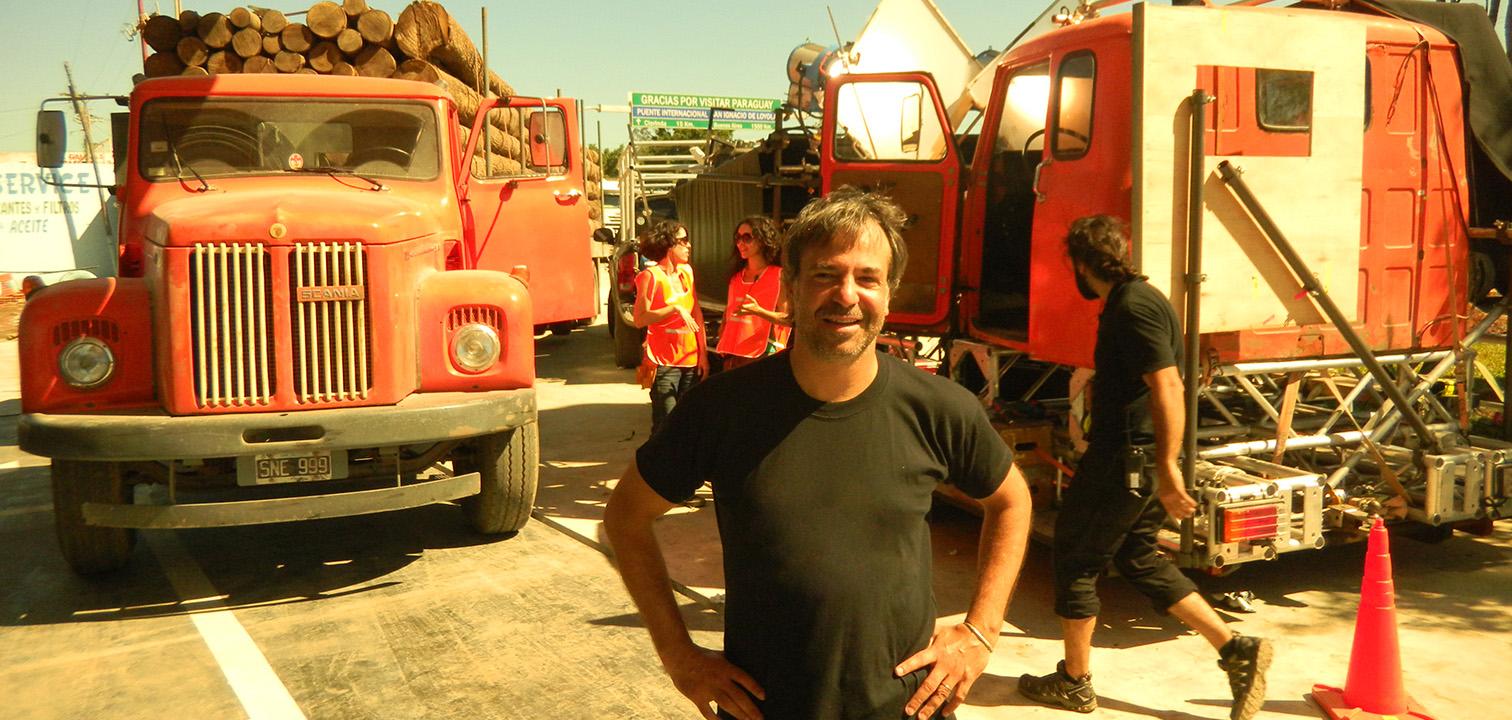 Dia 05, o cineasta argentino Pablo Giorgelli, na AIC