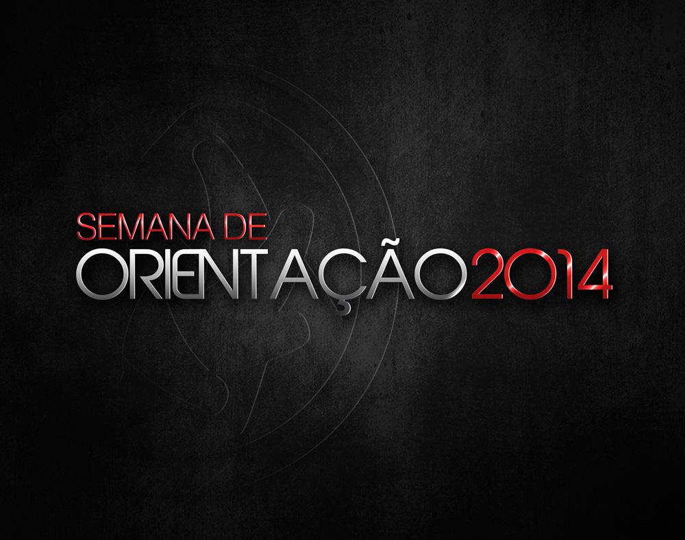 Semana de Orientação 2014 – Faça sua Inscrição!