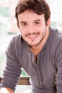 O diretor e ex-aluno Guilherme-Nasraui, vencedor do Concurso Rio Eu Te Amo.