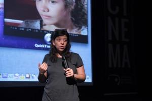 Mariana Rondón falou sobre Cine Futuro, arte e contou sobre seus filmes.