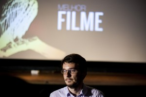 Jardel Tambani - vencedor do prêmio de Melhor Filme no Filmworks Film Festival do ano passado