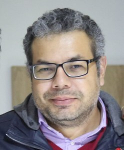 Emerson Medina, que veio de Manaus para cursar o Intensivo de Férias de Cinema da AIC.