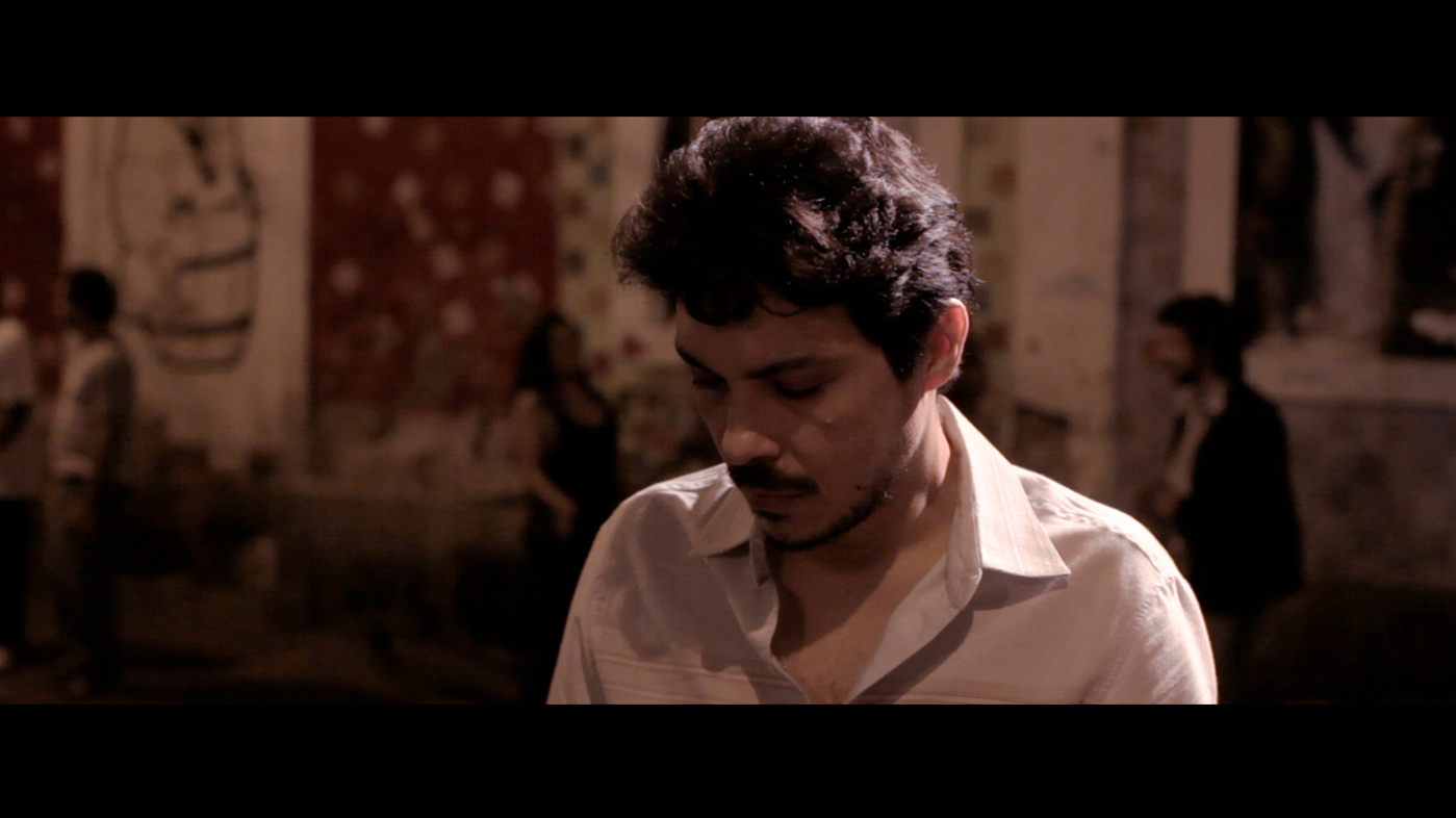 """Cena de """"O Sambista"""", filme vencedor do troféu Madame Satã no 3º Cine Curtas Lapa, no Rio de Janeiro, como Melhor Curta eleito pelo Júri Popular."""