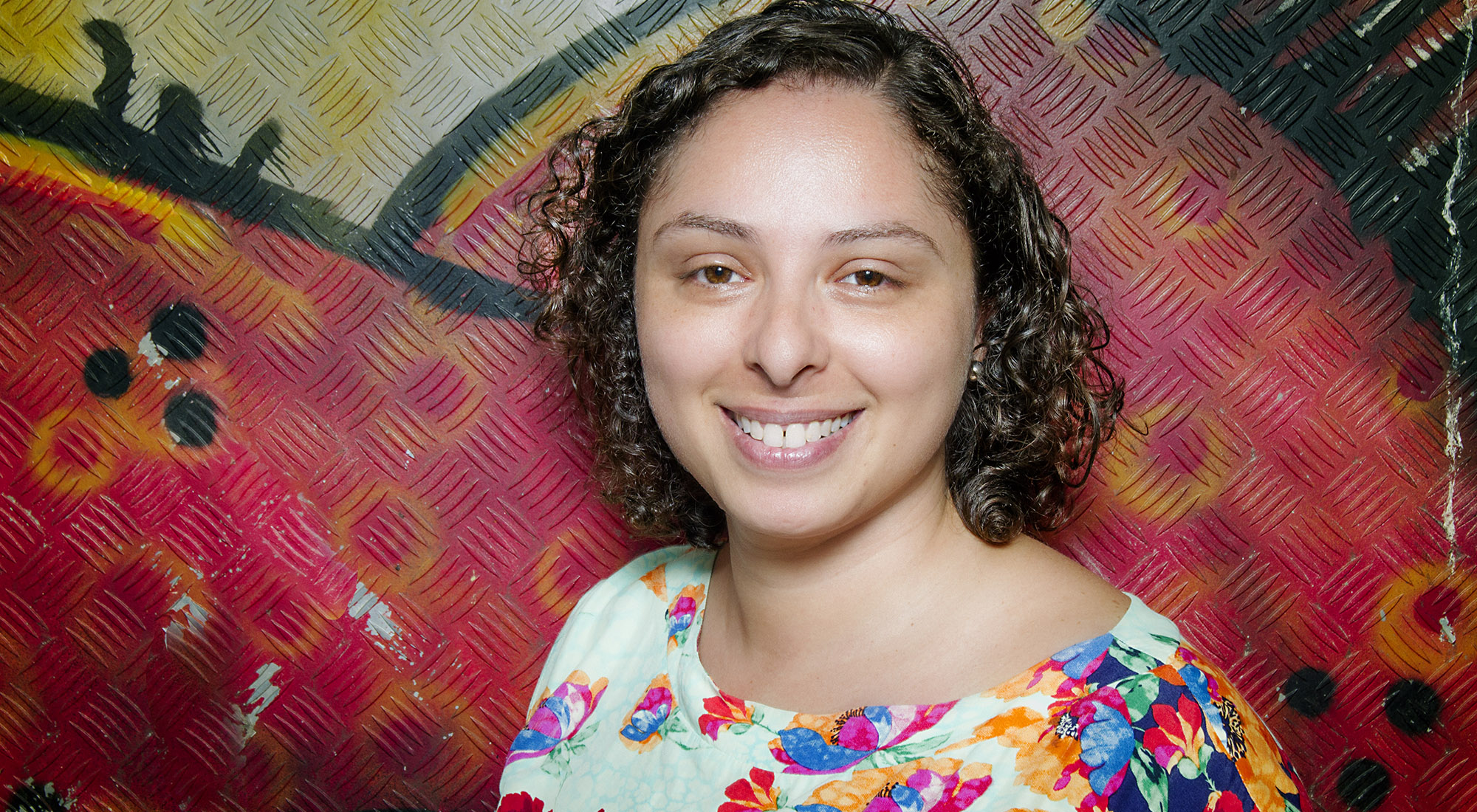 Produtora Diana Almeida na AIC