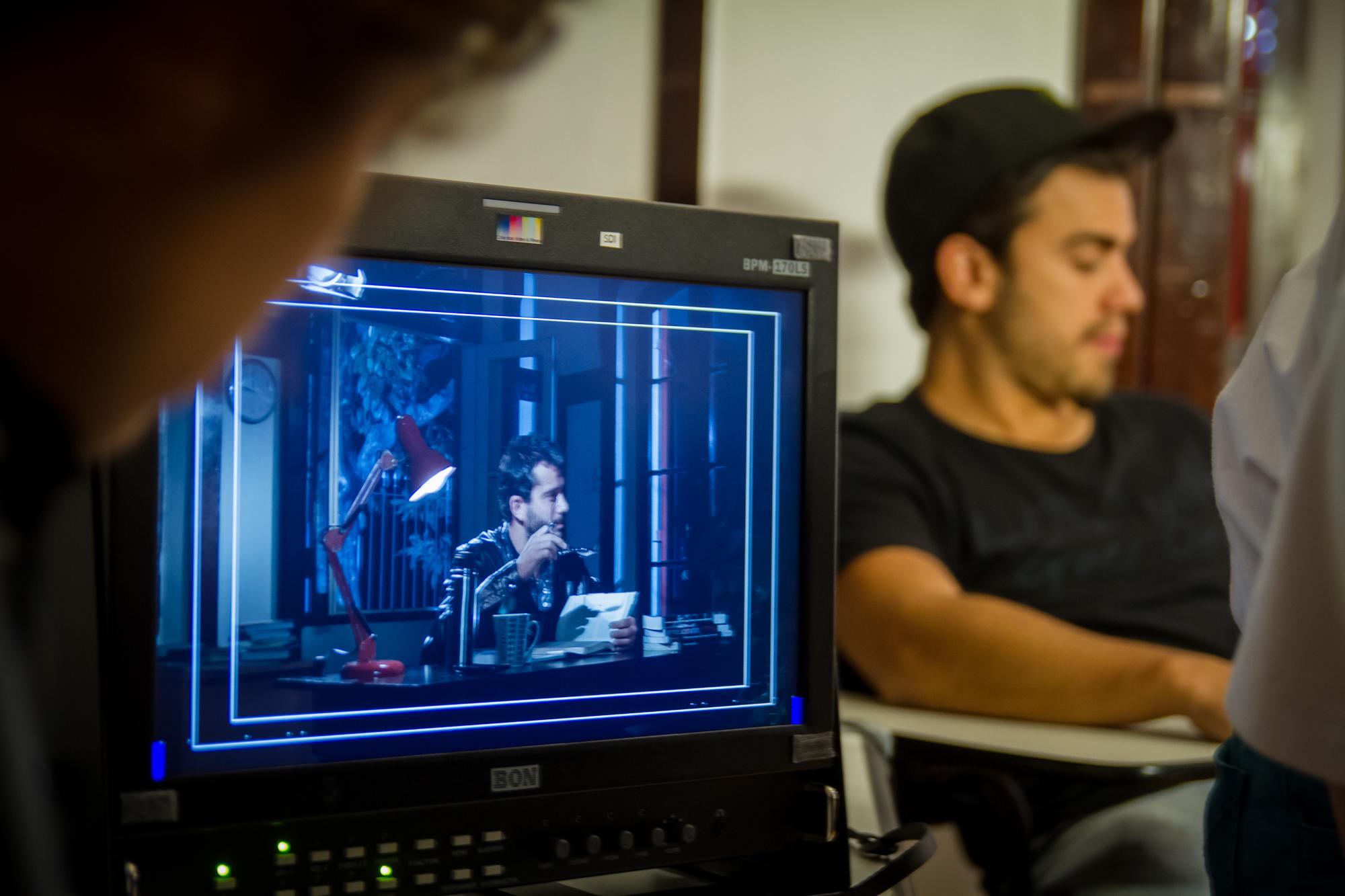 CURSO NOVO: TV – da Criação à Realização