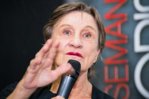 Brigitte Broch, na AIC São Paulo, na Semana de Orientação 2015