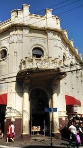 O antigo Cine Oberdan, tema do curta Matinê, selecionado para o 2º Festival de Cinema de Três Passos e para o V Festival de Cinema Universitário de Alagoas