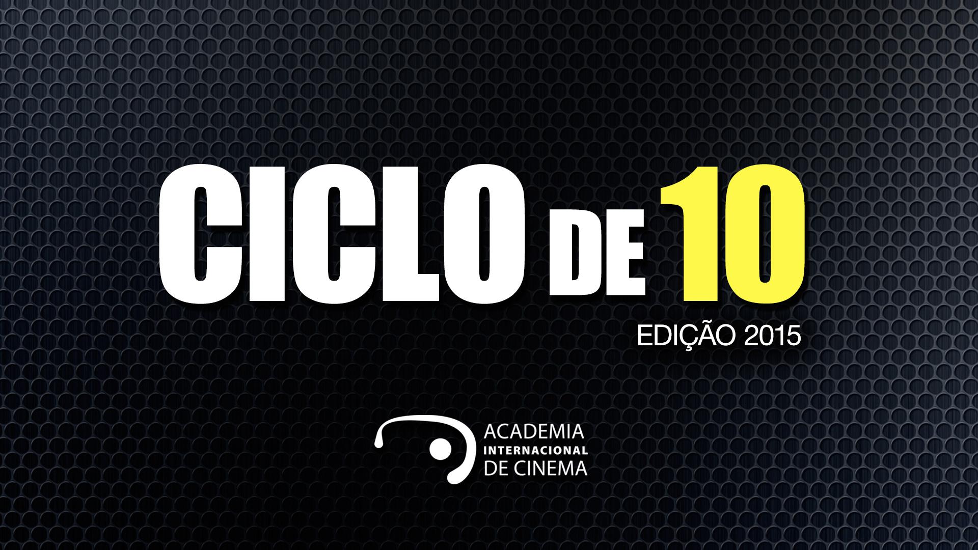 Mostra Ciclo de 10 acontece no próximo dia 16 no Itaú Cultural