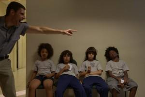 Número e Série, da aluna Jéssica Queiroz, conta a história de quatro alunos, Querô, Baleia, Diadorim, e Pedro Bala, que tentam desvendar um mistério que ronda os muros de uma escola da periferia de São Paulo.