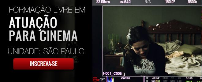 formacao livre atuação cinema_SP