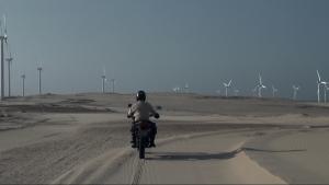 moto na duna