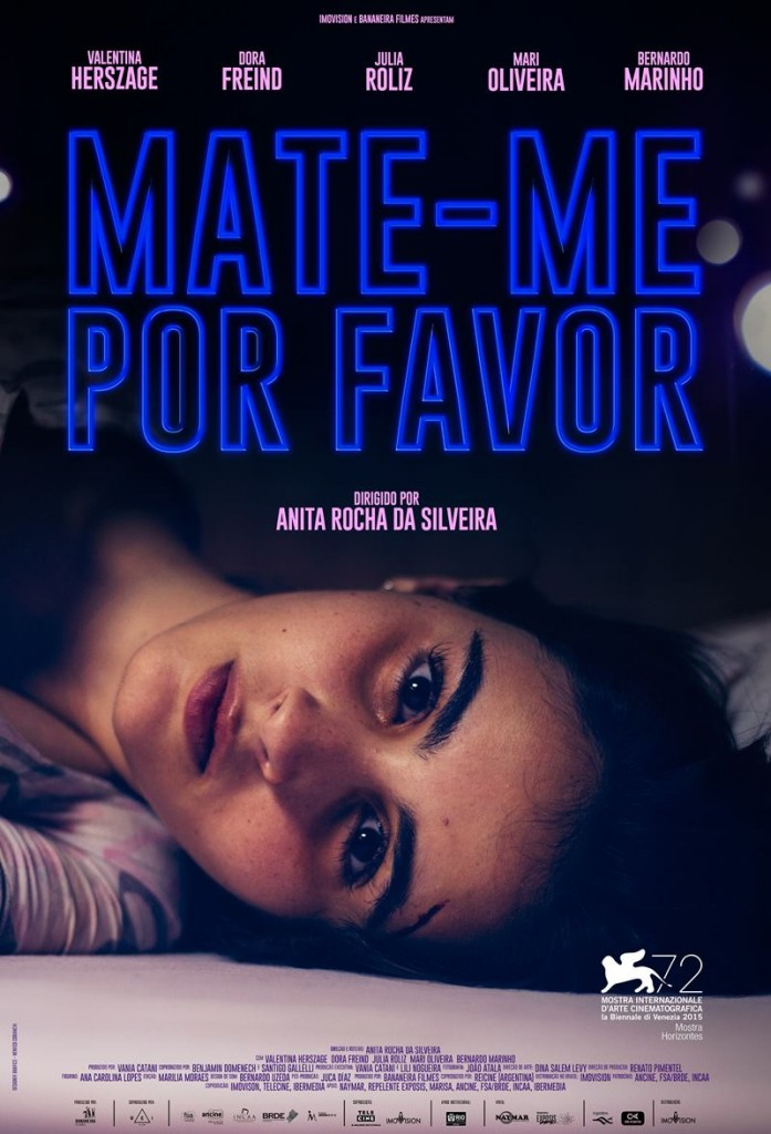 cartaz mate-me por favor