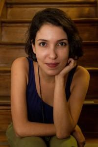 Anita Rocha da Silveira na AIC