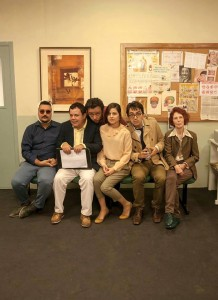 """A comédia """"Detetive"""" do aluno Willian Mur é sobre a discussão de seis pessoas, que estão em uma sala de espera de um consultório de dentista."""