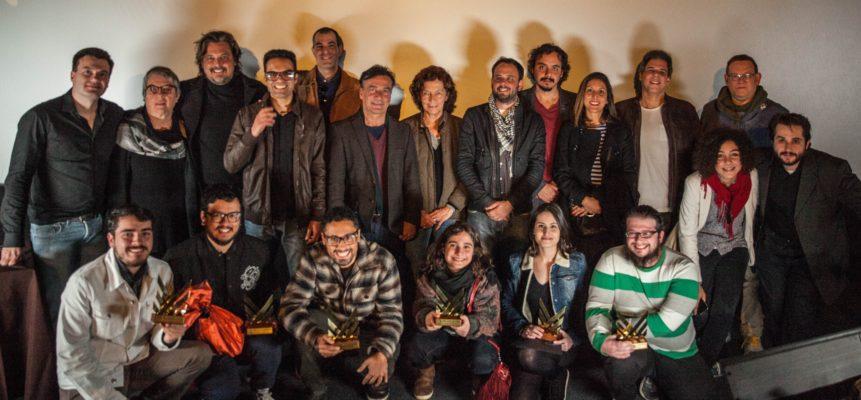 vencedores e equipe fwff 2016, filmworks film festival 2016, 7 filmworks film festival