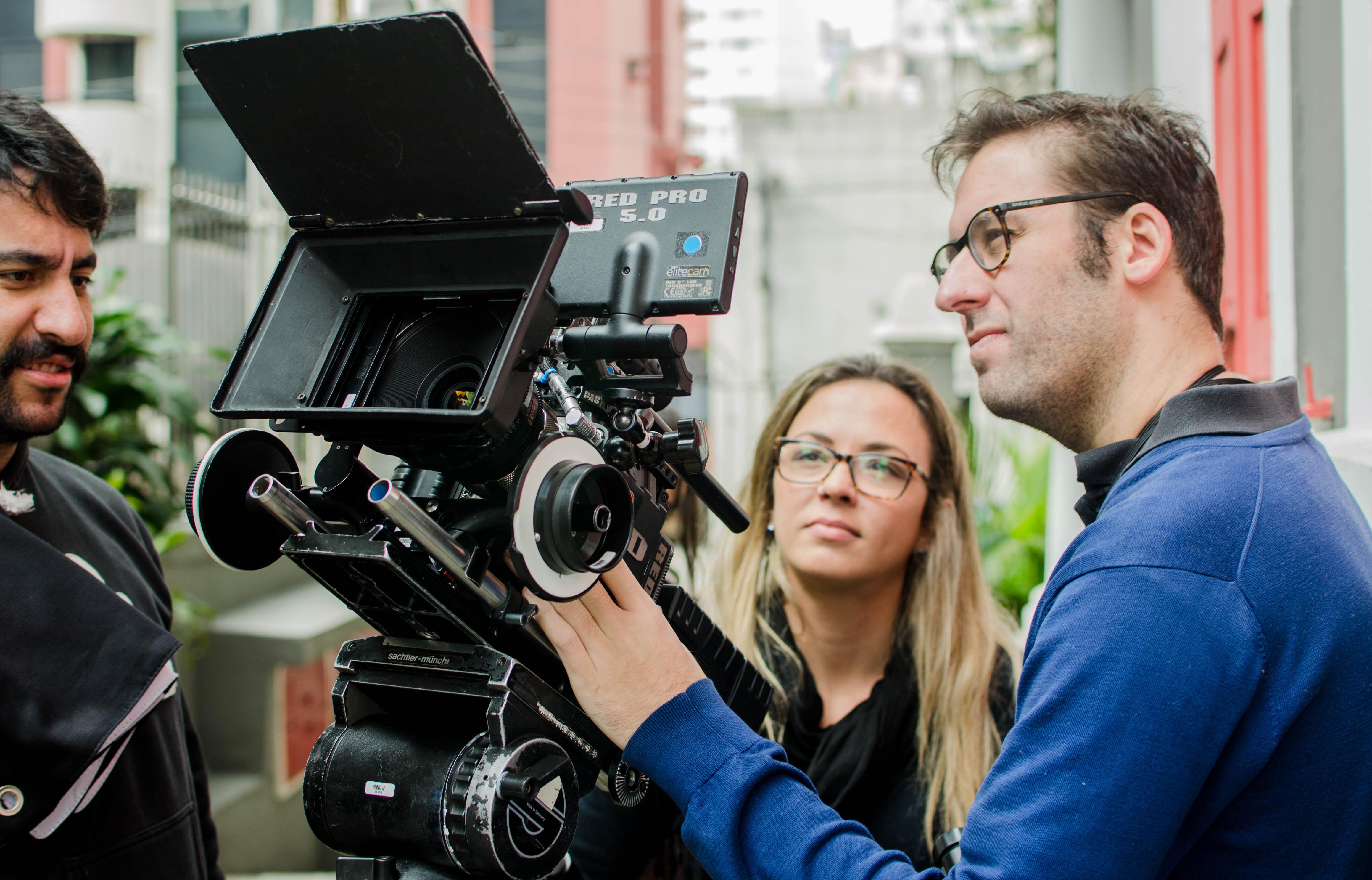 Workshop de 4k no Filmworks