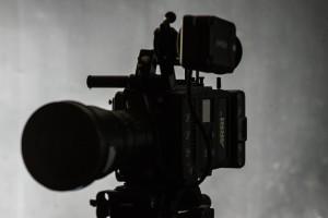 AMIRA - Uma das câmeras da empresa ARRI, apresentadas à turma