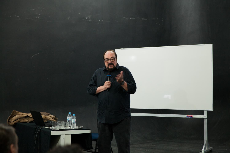 Rubens Ewald Filho na Semana de Cinema e Mercado