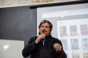 Fabiano Gullane na AIC - Foto: David Corredato Takata
