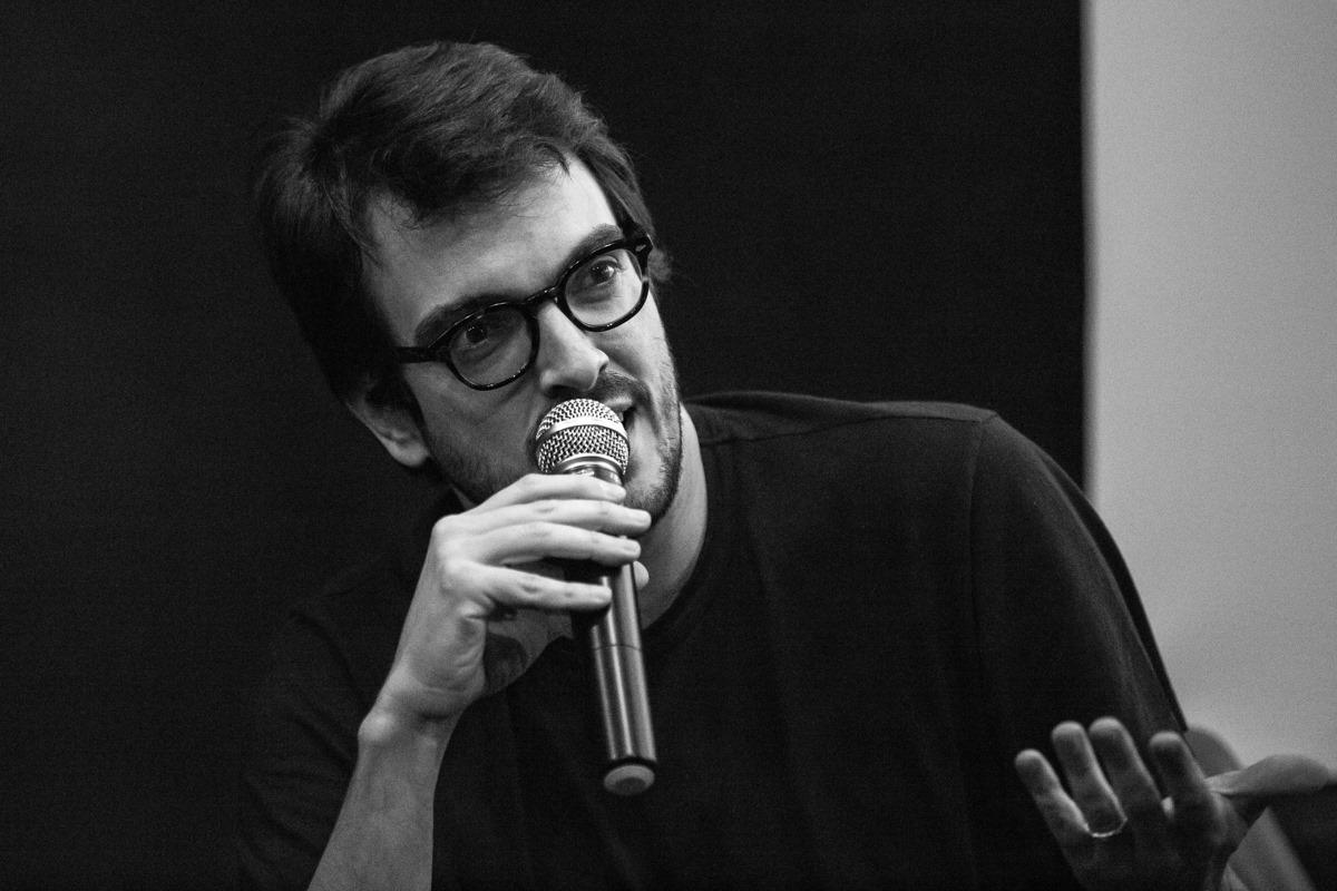 Produtor Rodrigo Teixeira em Palestra especial na AIC
