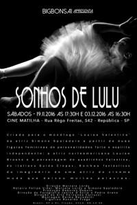 Filme: Sonhos de Lulu - Foto: Divulgação