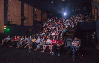 Trabalhar com cinema é um sonho ou uma realidade?