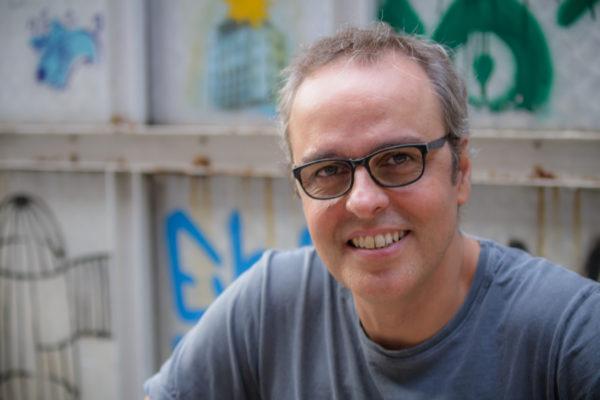 "Beto Brant fala sobre ""Pitanga"", cinema autoral e resistência na AIC - Foto Yuri Pinheiro 8146"