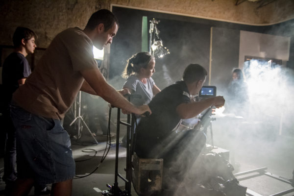 Direção de Fotografia, produção, produção executiva