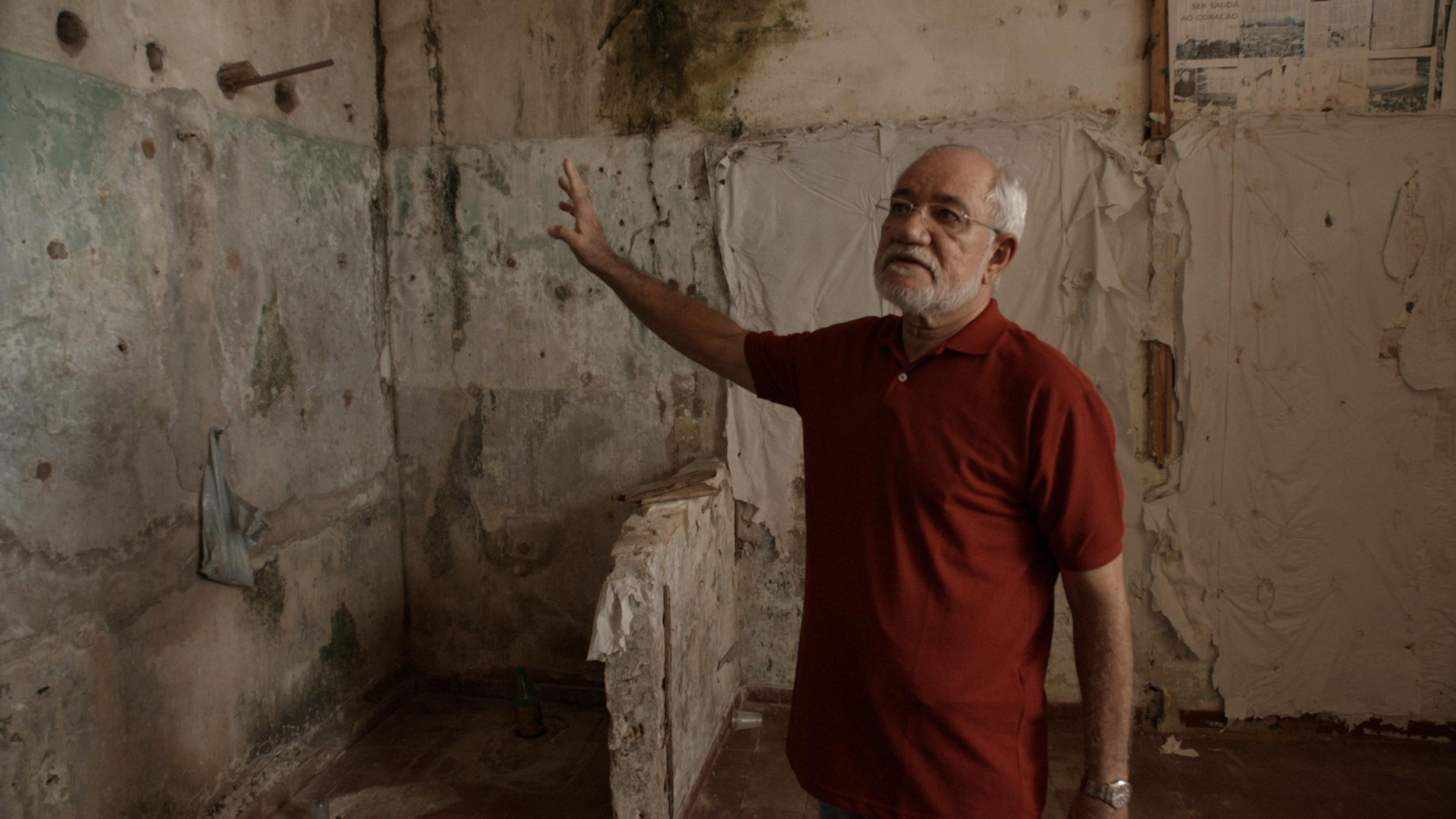 Galeria F, filme sobre ex-preso político condenado à morte na ditadura, terá exibição na AIC, seguida de bate-papo com a diretora Emília Silveira