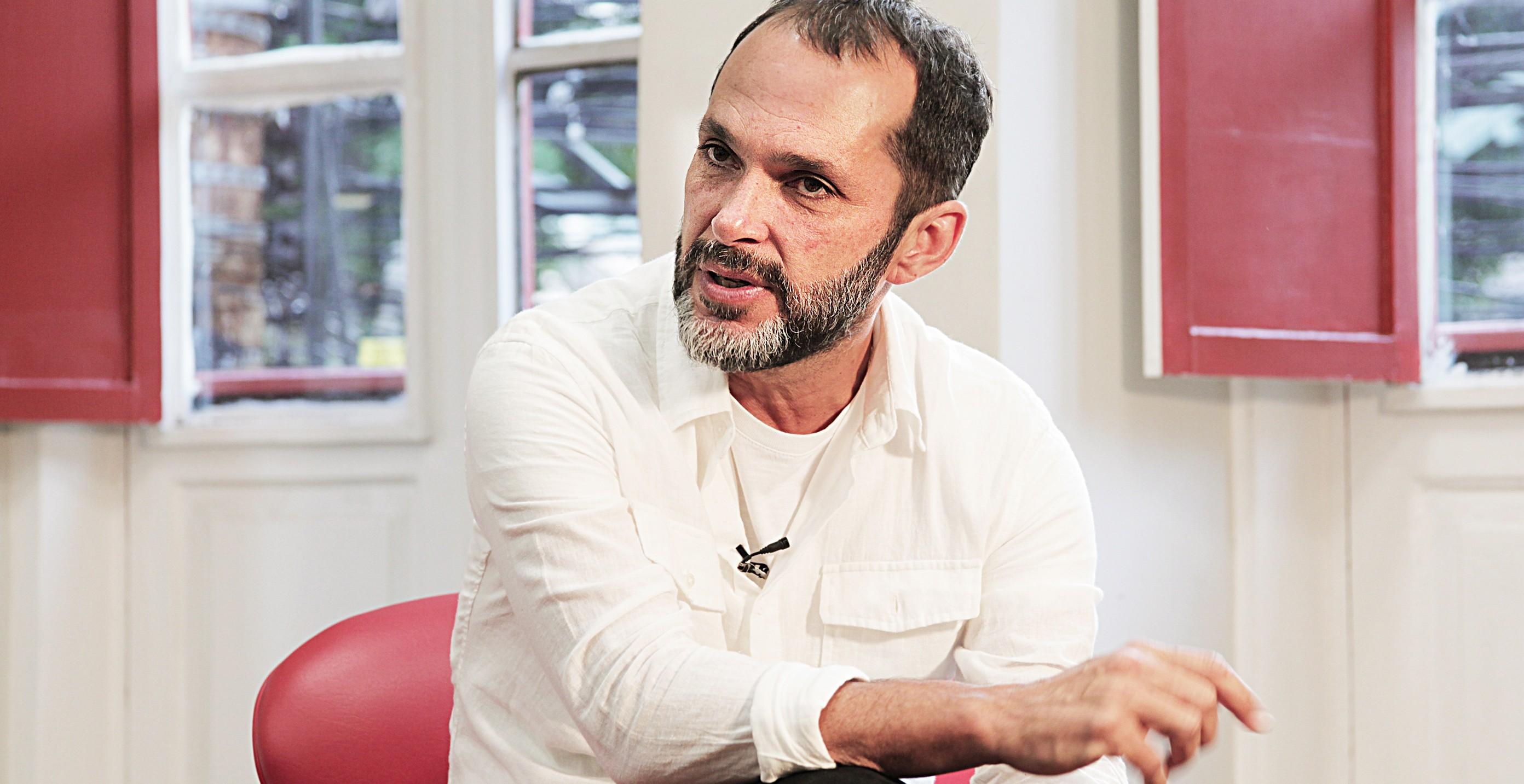 José Luiz Villamarim fala sobre Redemoinho, sua estreia no cinema